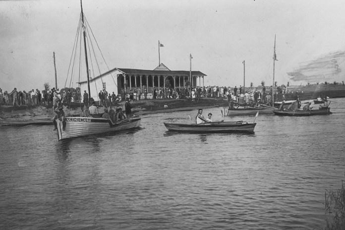 Пристань Луцького веслярського товариства