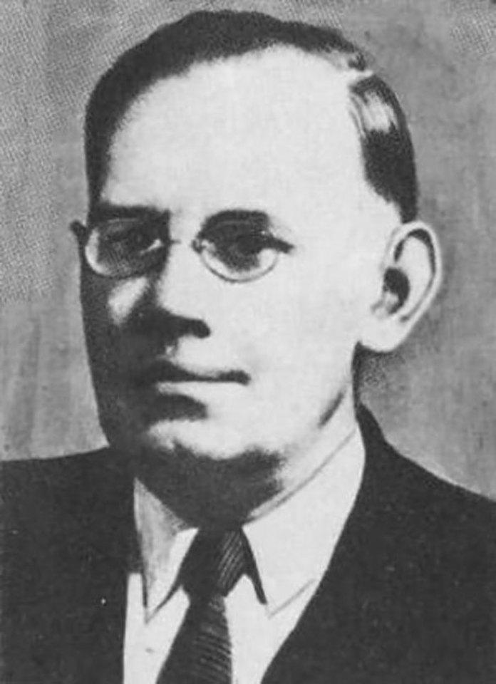 Олександр Ісидорович Григор'єв – головний інженер Львівської залізниці у післявоєнні роки