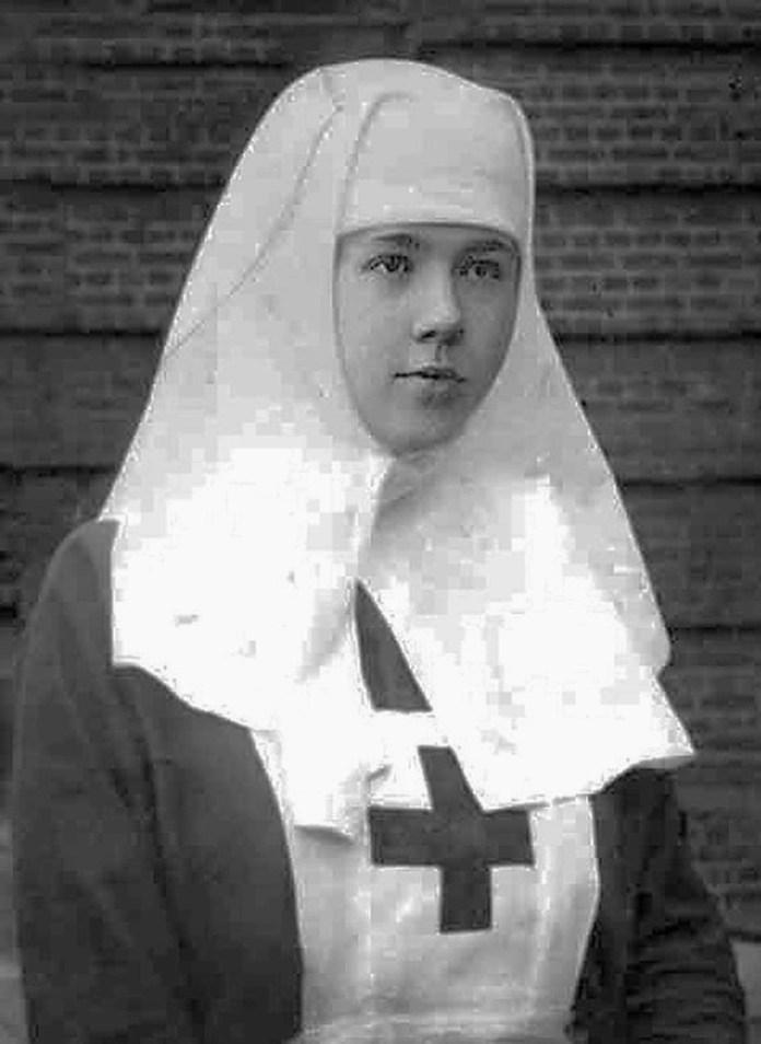 Катерина Десницька – сестра милосердя