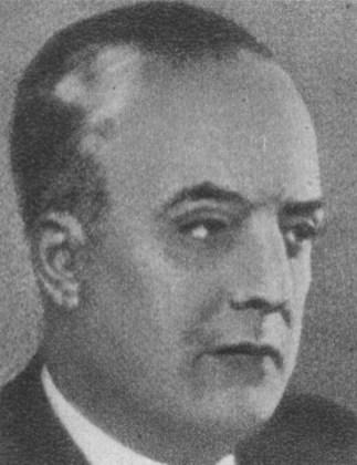 Оттон Гроссер – керівник Львівської дирекції ПКП у 1936-38 рр.