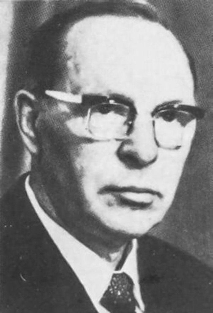 Григорій Якимович Порох – начальник Львівської залізниці у 1975-83 рр.