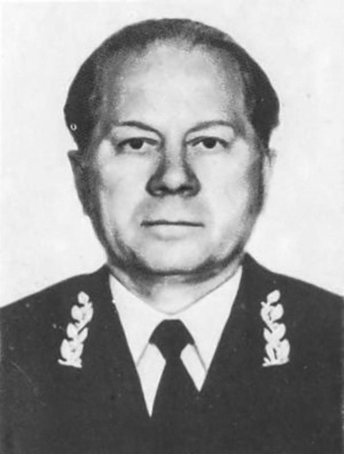 Марат Никифорович Грабський – начальник Львівської залізниці у 1984-93 рр.