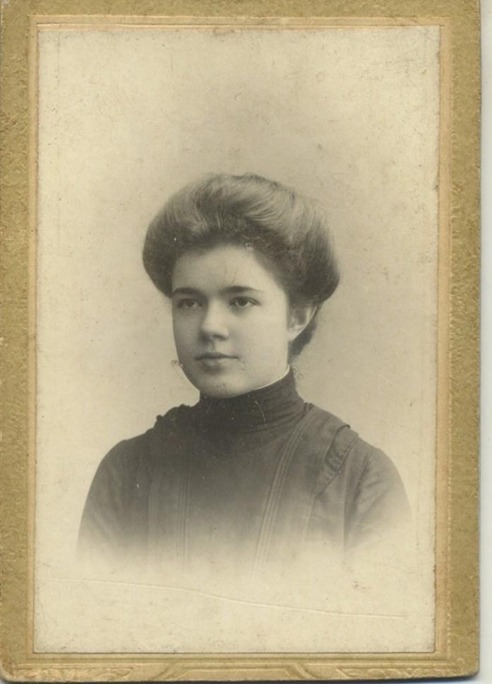 Катерина Десницька. Фото з архіву Наталі Лащук, Рівне
