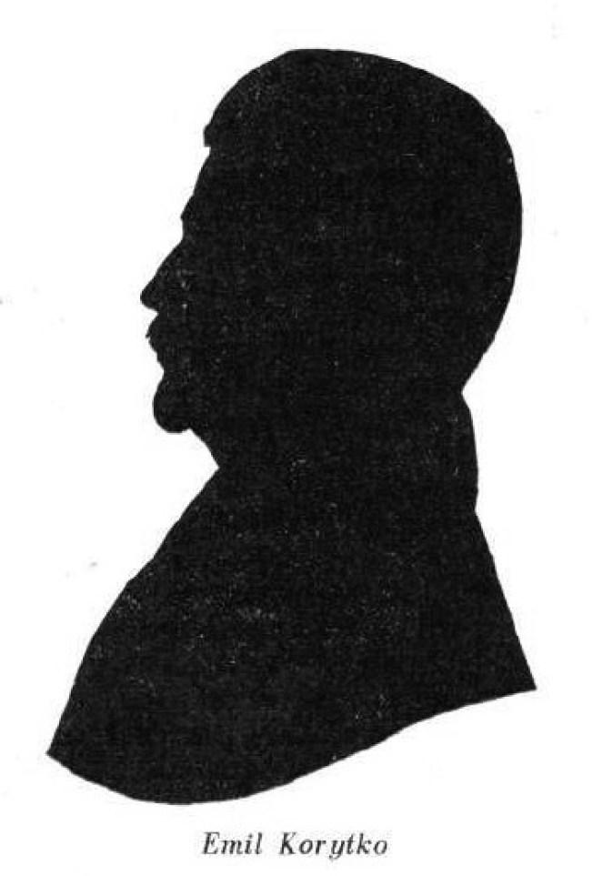 Еміль Коритко. Фото з https://uk.wikipedia.org/