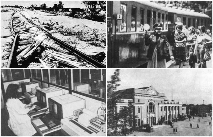 Керівники Львівської залізниці радянської доби