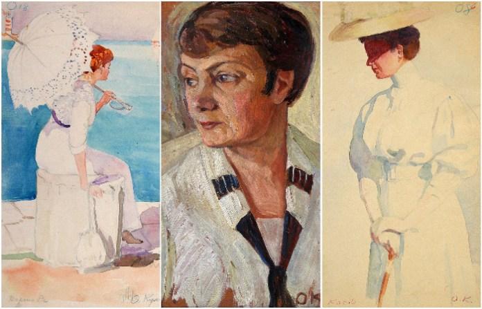У Львові відкрилась виставка художниці Олени Кульчицької під назвою «Моїй сестрі»