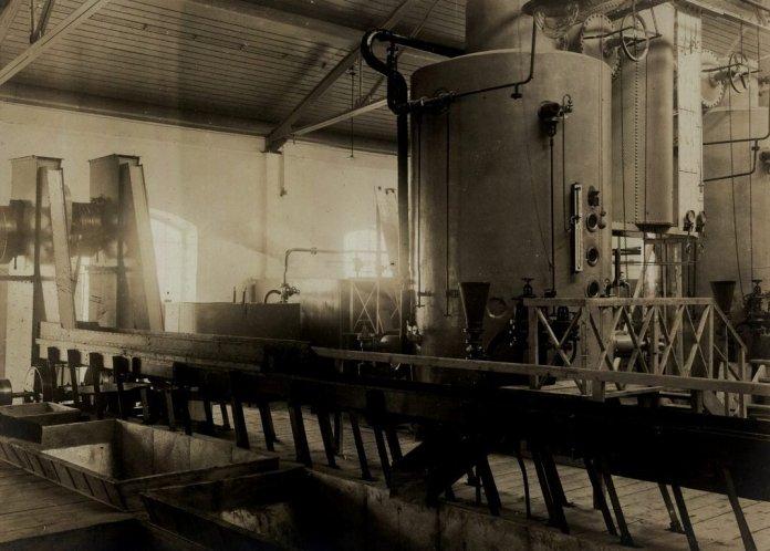 Цукроварня в Ходорові, 1913 р