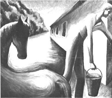 Володимир Ласовський. Ремінісценція з молодости. Аргентина, 1957
