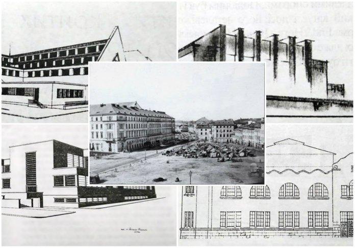 Нереалізовані проекти критих ринків у Львові (1920-1930 рр.)
