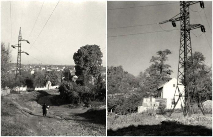 Погулянка 1960 року в об'єктиві Юліана Дороша. Початок