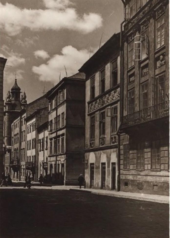 Вулиця Вірменська. Львів, 1920-1930-ті рр.