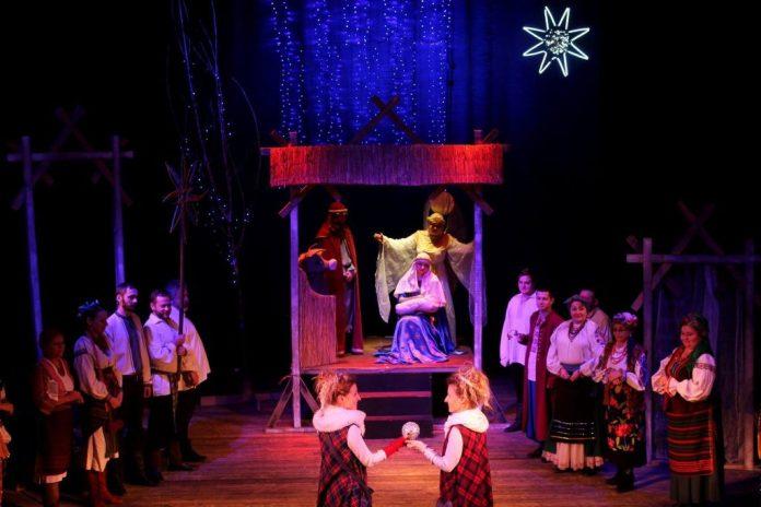 Святи Миколай вже сьогодні в Першому Театрі