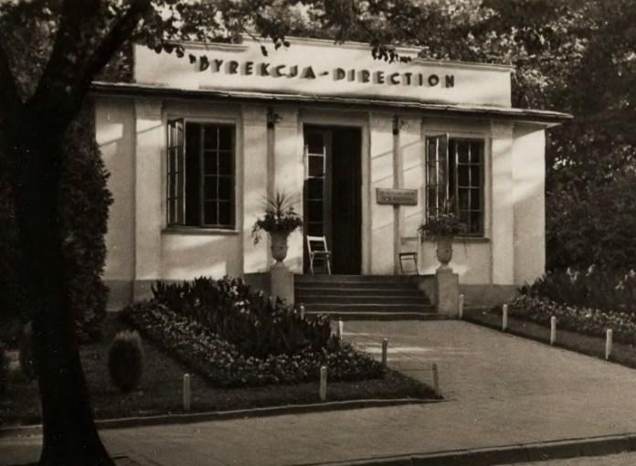 Східні Торги, приміщення дирекції. Львів 1920-1930-ті рр.