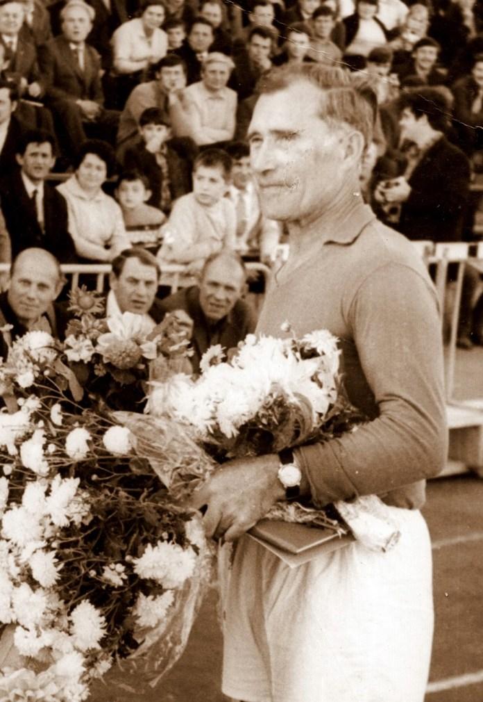 Л.С. Молчановський. Його останній матч, 1973 рік