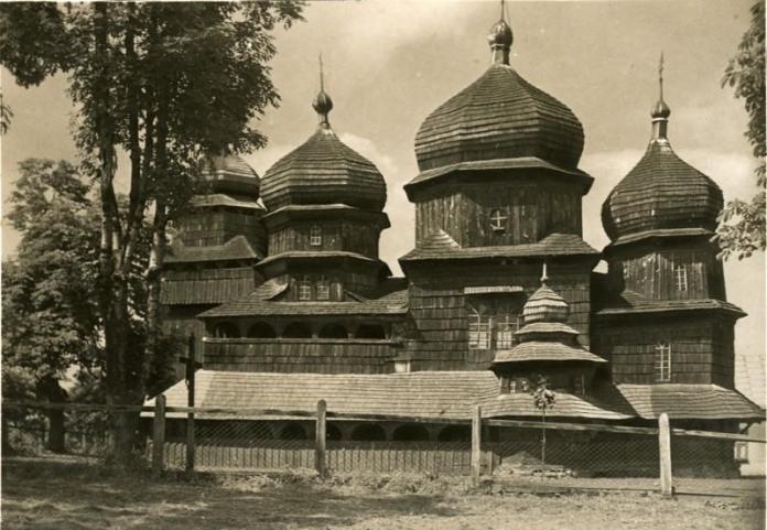 Церква Св. Юри, 1921-1939 рр.