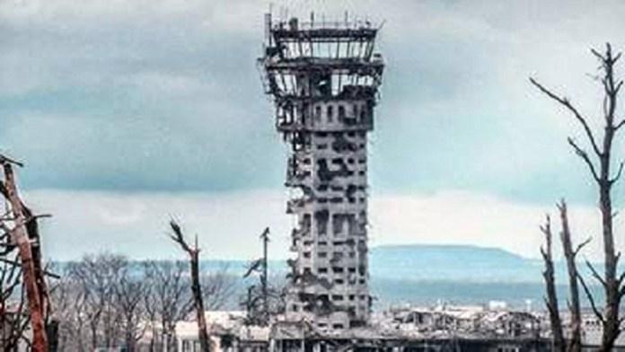 У львівському Парку культури встановлять копію вежі Донецького аеропорту