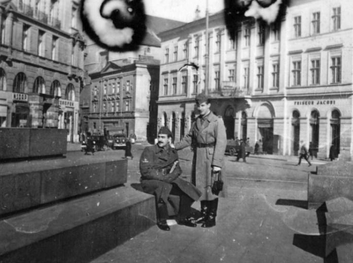 Львів, пл. Міцкевича, 1942 р.