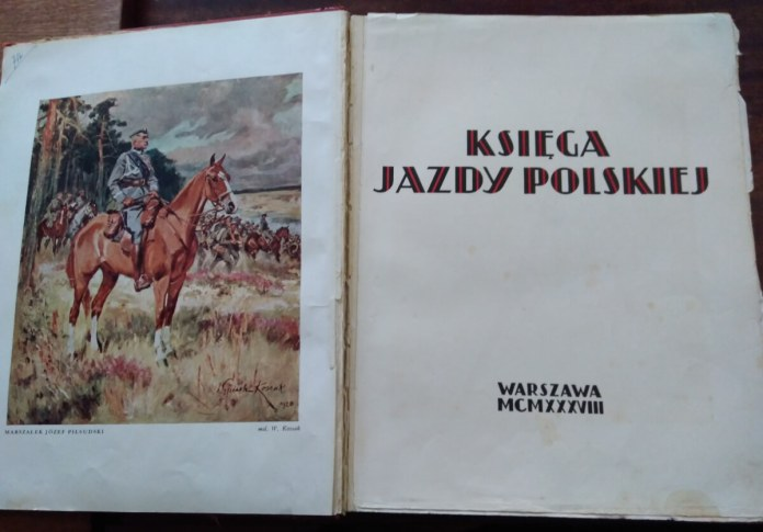 """Книга польської кавалерії"""