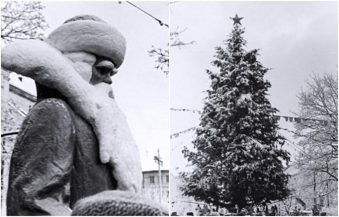 Перший день 1961 року в об'єктиві Юліна Дороша