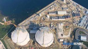 Газовий термінал у Бріндізі brindisireport.it