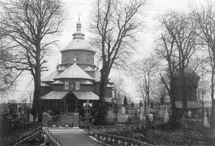 Церква Різдва Богородиці в селі Ясениця-Сільна