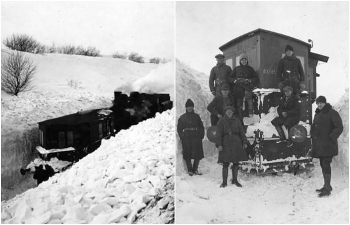 Замети на дорозі Львів – Тернопіль 90 років тому