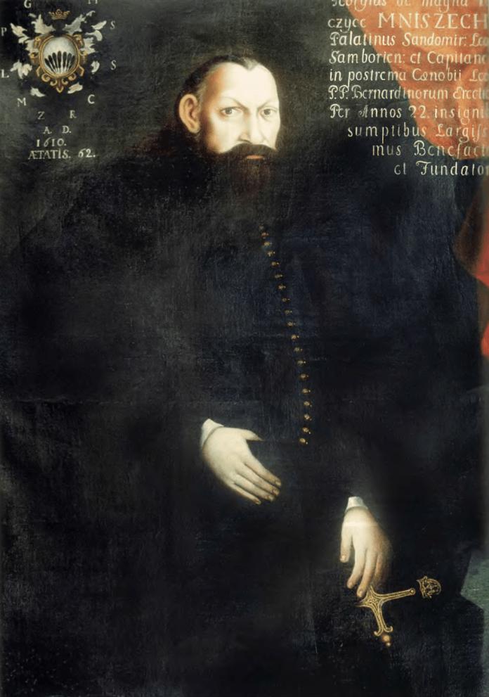 Єжи Мнішек. Фото з https://uk.wikipedia.org/