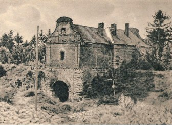 В'їзна башта замку у Збаражі
