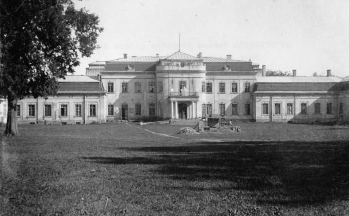 Палац Потоцьких в Кристинополі, 1938 р.