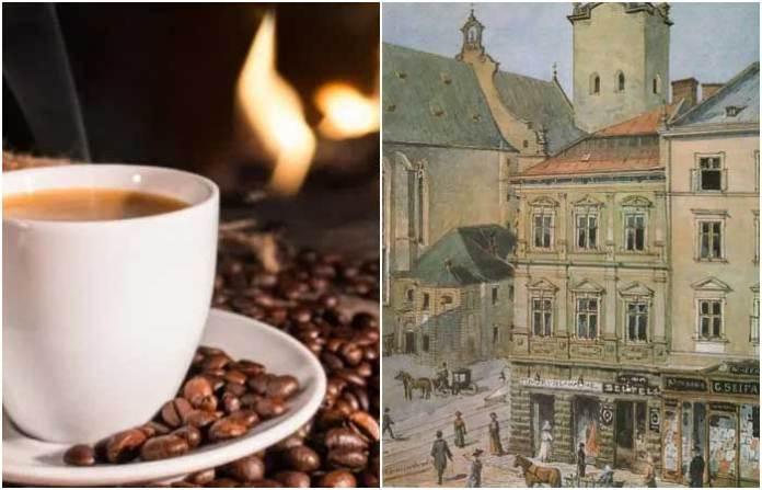 То ж коли у Львові з'явилася перша кав'ярня?