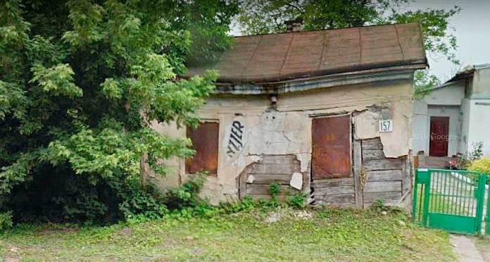 Будинок на вул. Замарстинівській, 157. Скріншот