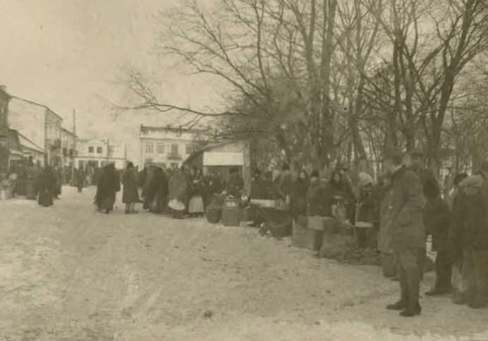 м.Буськ, Львівська область, 1914-1918 рр.