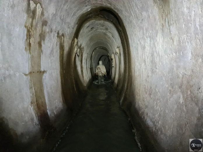Такої висоти підземний колектор йде з площі Привокзальної