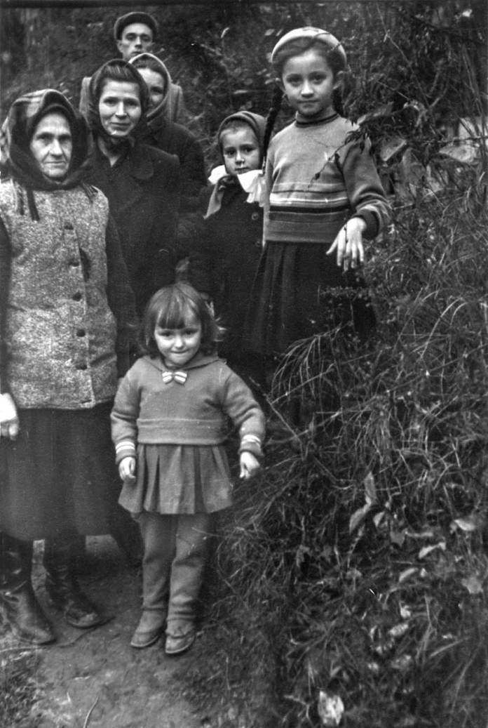 Львів, Кривчиці, листопад 1960 року. Світлина Юліана Дороша