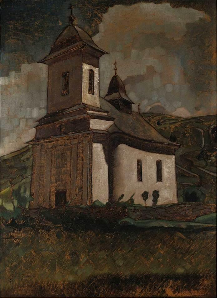 Лев Ґец. Церква в Тарнові. 1930-ті роки