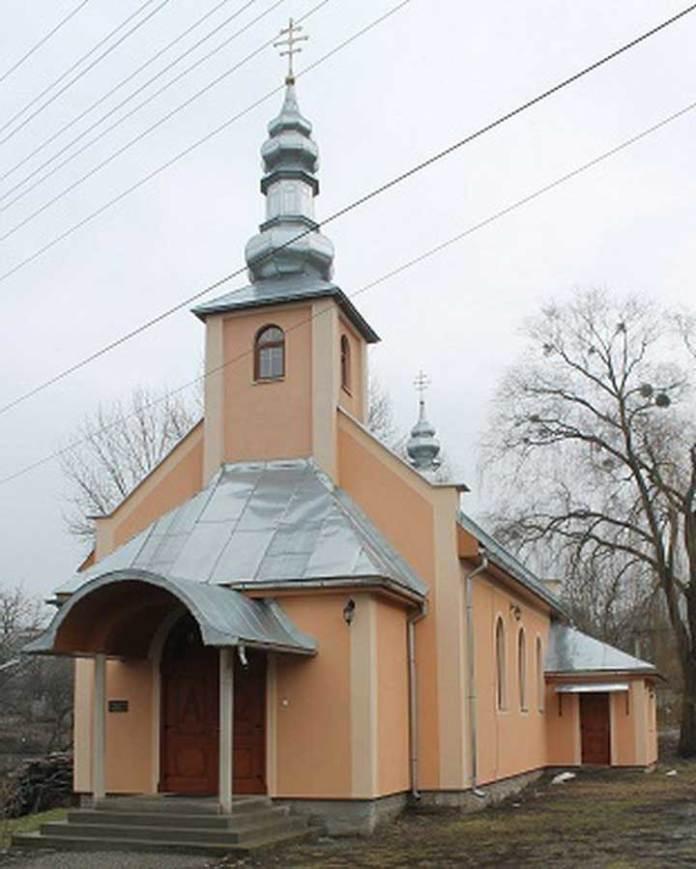 Церква у с. Ворочово. ДжерелоМукачівська ГКЄ