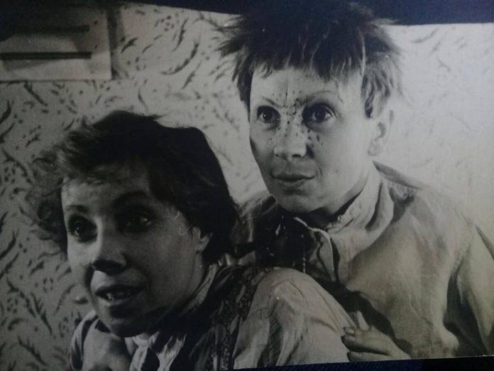 Хлопчаки – Алла Логошовець (ліворуч) і Тетяна Куровська (праворуч)