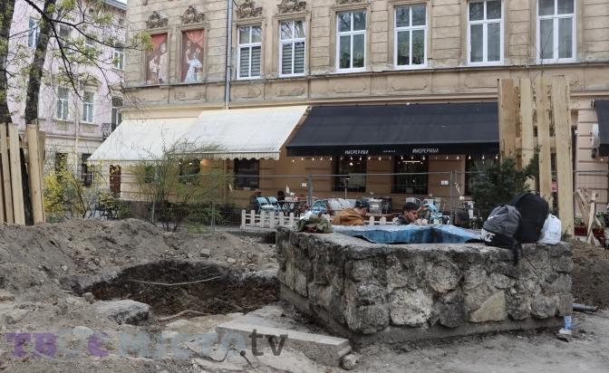Розкопки на площі Коліївщини. Фото з архіву Рятівної археологічної служби