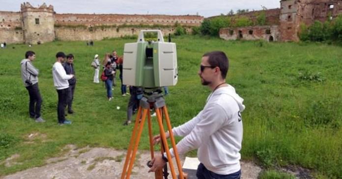 Найбільший замок Львівщини відтворять у 3D форматі