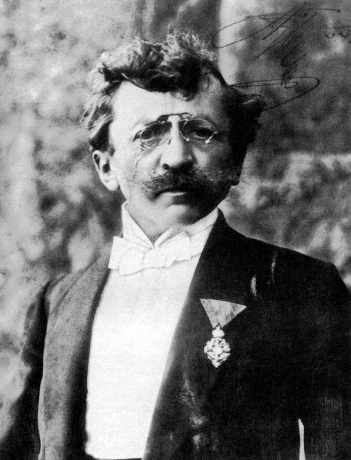 Антон Ашбе