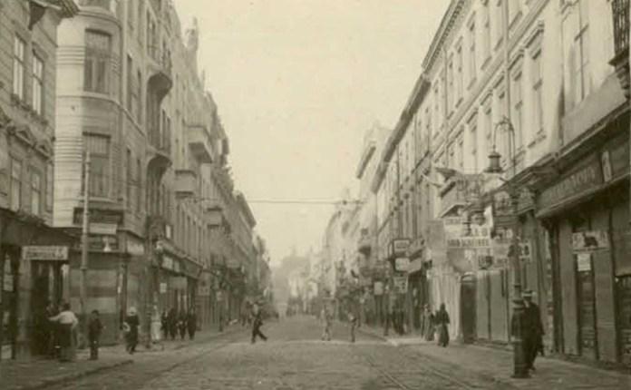 Львів, фото часів Першої світової війни