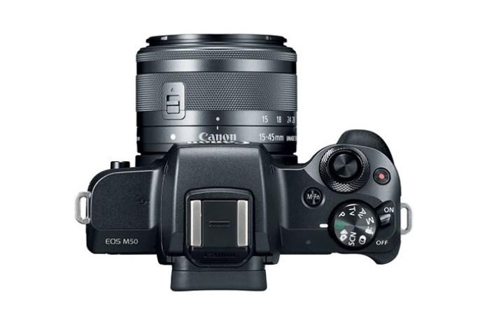 Фотоапарат CANON EOS M50