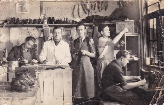 Робітня фабрики «Tridente»