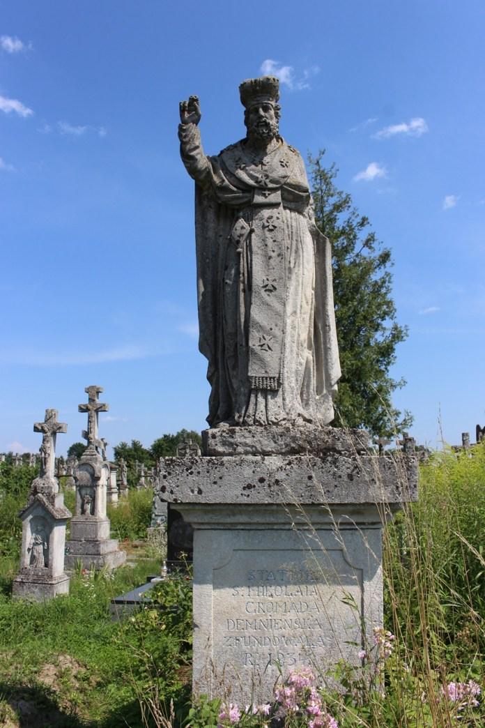 Демнянський цвинтар, 2021 р.