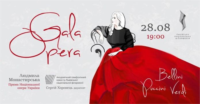 Львівська національна філармонія відкриває 119-ий концертний сезон!