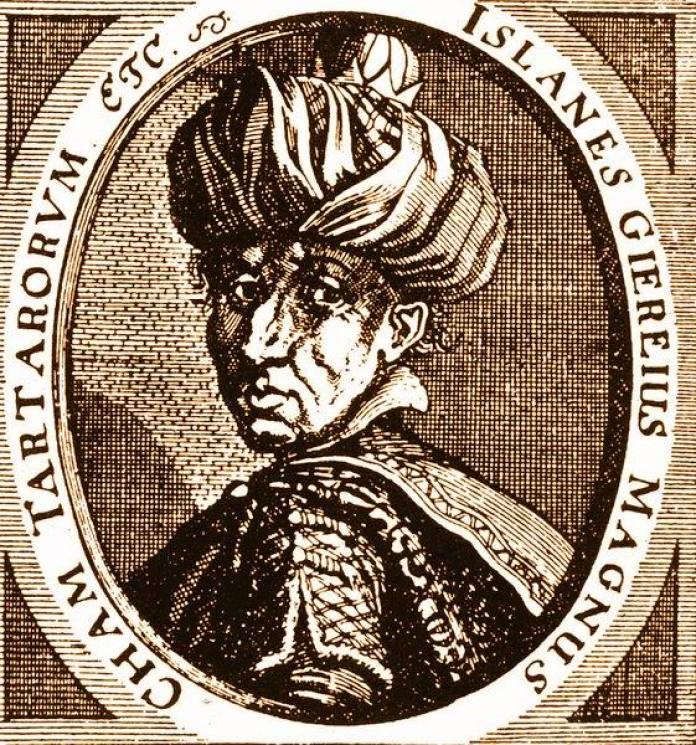 Хан Іслям-Герай. Фото з https://uk.wikipedia.org/