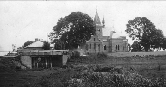 Церква Святого Миколи в Белзі, 1920-30-ті рр.