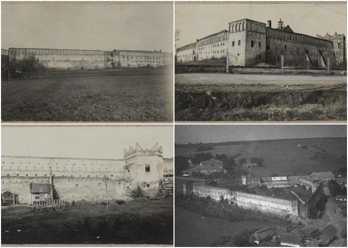 Замок в Старому Селі, поч. ХХ ст.