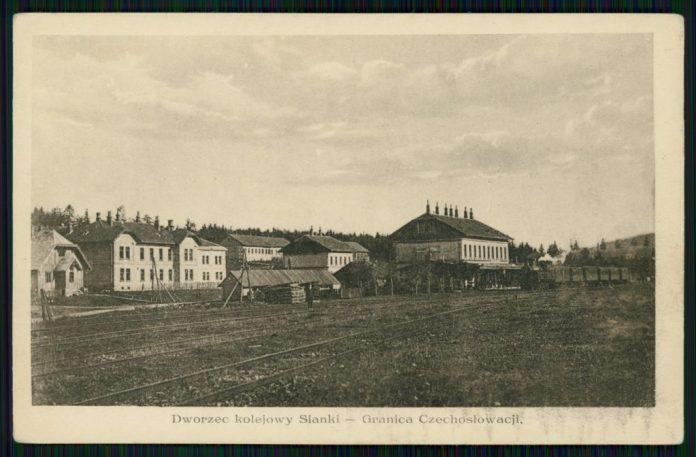Вокзал в Сянках, 1920-1930-ті рр.