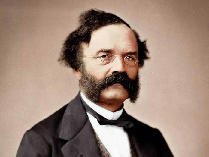 Вернер фон Сіменс (1816 – 1892) – один із братів Сіменсів, видатний вчений-електротехнік. Вважається винахідником трамвая і тролейбуса